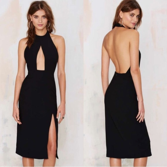 Nasty Gal Dresses Black Sabbath Dress Poshmark